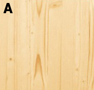 Щит из ели 800x200x18 «А»